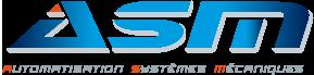 Logo de la société ASM